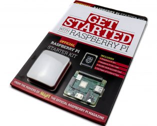 Official Raspberry Pi3 Model A+ Starter Kit