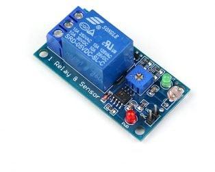 Photosensitive Resistance Sensor Relay Module