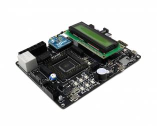 SmartElex ATmega2560 Development Board with LCD1602 LCD Display