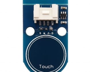 Touch switch sensor module