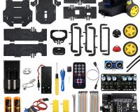 Cligo 2 WD Smart Intelligent DIY Robot Car Kit V1.0 for Kids