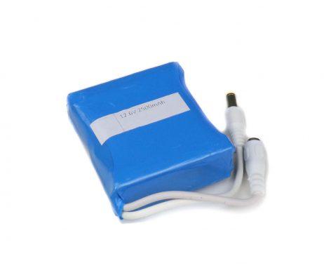 18650 Li-Ion 2500mAh 11.1v 3S1P Protected Battery Pack