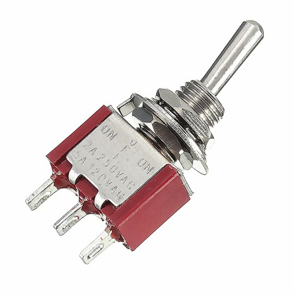 5A 3 Pin SPDT Toggle Switch
