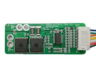 6S 30A 18650 Lithium Battery Protection Board