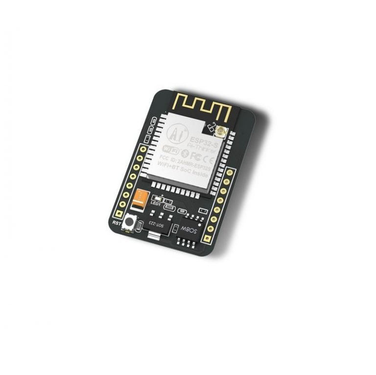 Ai-Thinker ESP32 CAM with OV2640 Camera Module