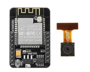 Ai-Thinker ESP32 CAM with AF2569 Camera Module