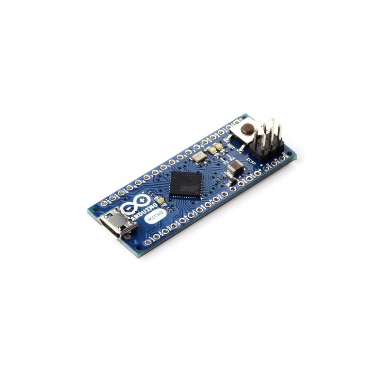 Original Arduino Micro without Headers
