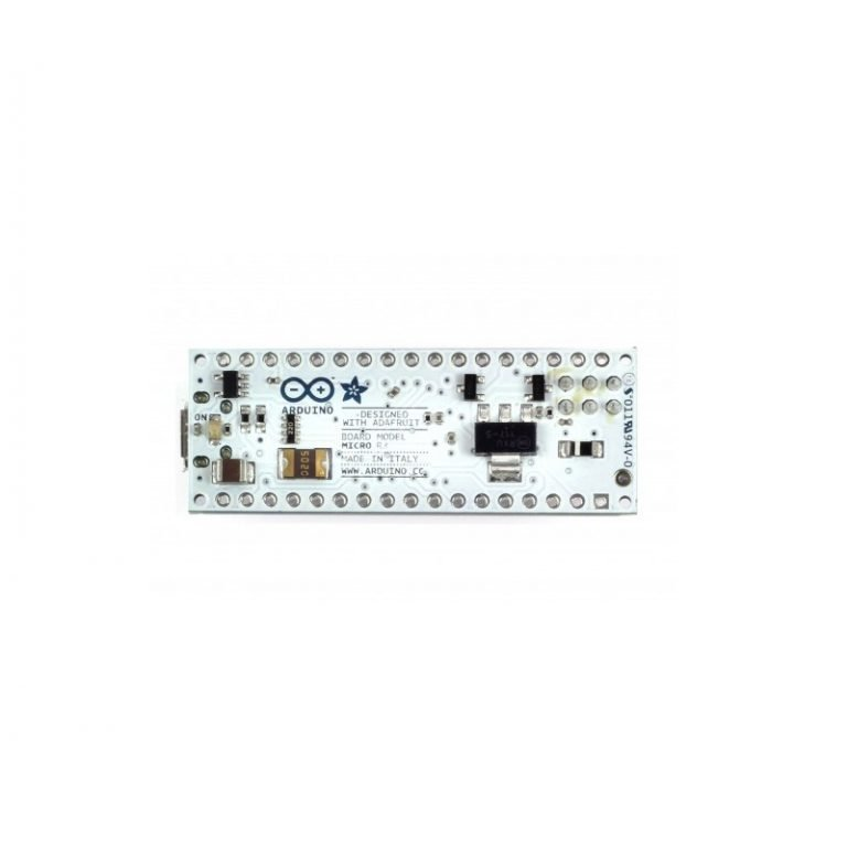 Original Arduino Micro without Headers