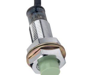 Autonics PR12-4DN DC10~30 4mm M12 Inductive Proximity Sensor NPN-NO (unshielded) )