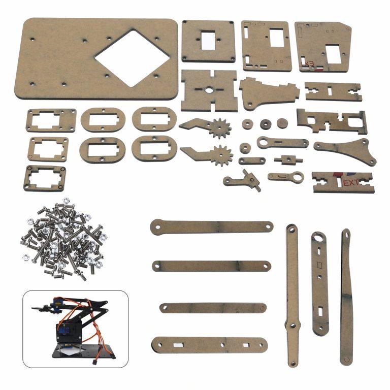 DIY Acrylic Robot Manipulator Mechanical Arm Kit