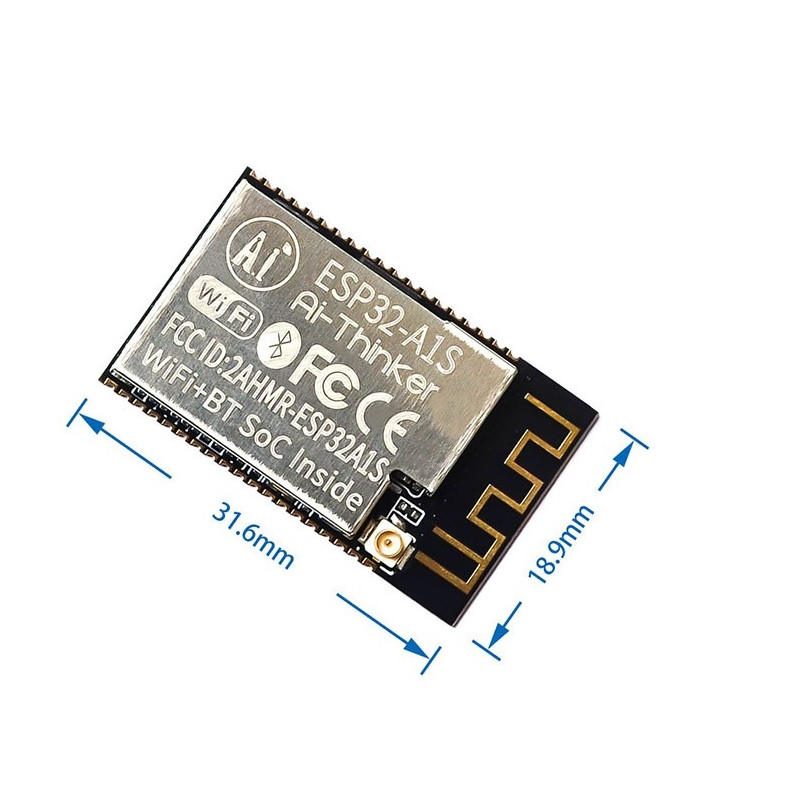 Ai-Thinker ESP32-A1S WiFi+BT Audio Development Board