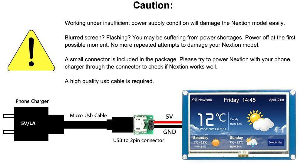 NX4827K043 - Generic 4.3'' HMI Touch Display (3)
