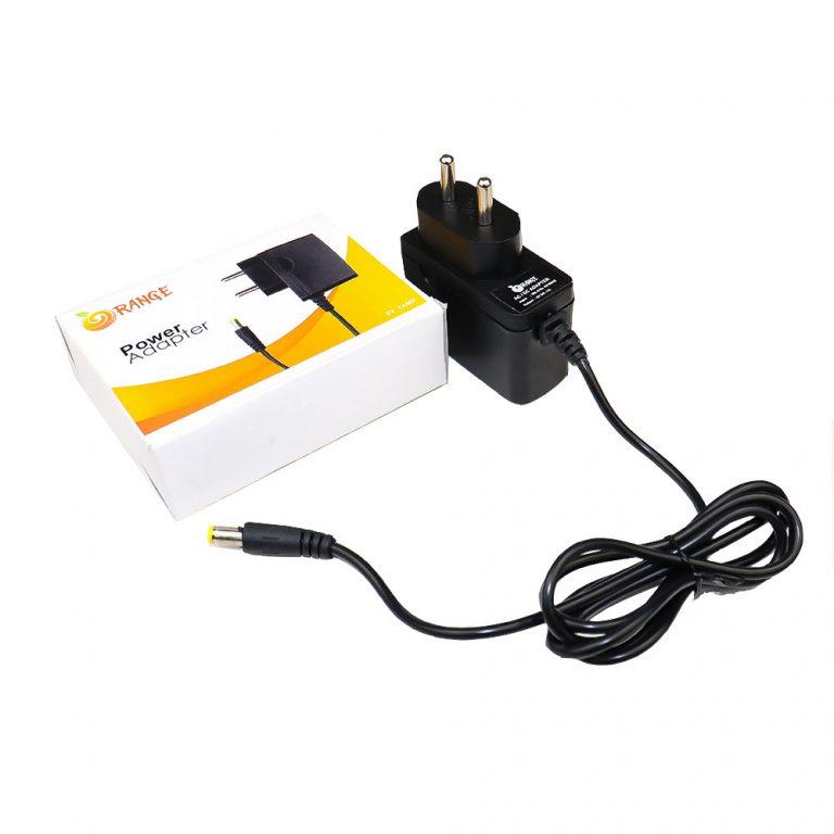 Orange 5V 1A Adapter
