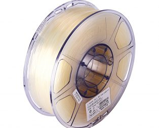 eSun 1.75mm 3D Printing PLA Filament 1Kg-Clear