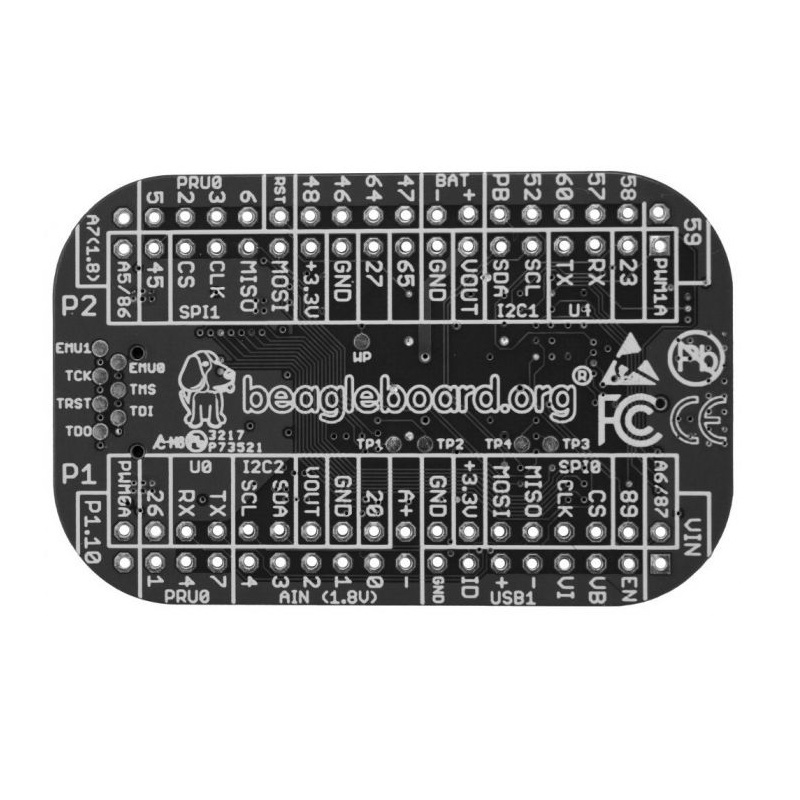 PocketBeagle Board
