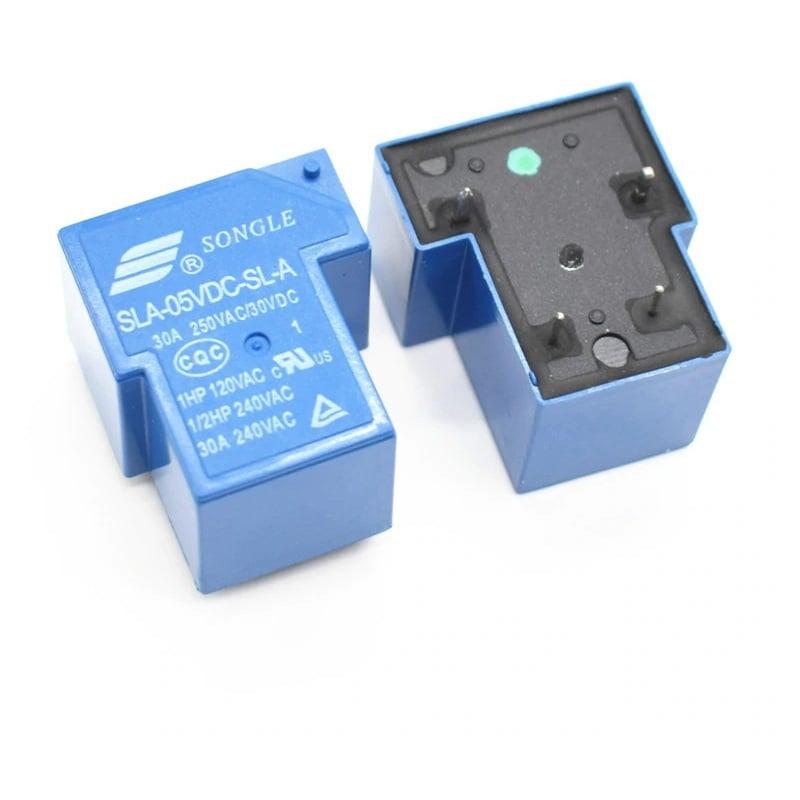 SLA-05VDC-SL-A 4Pin 30A Power Relay