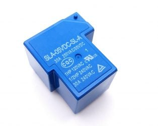 SLA-05VDC-SL-A 4Pin 30A Power Relay