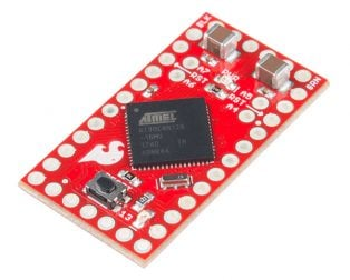 SparkFun AST-CAN485 Dev Board