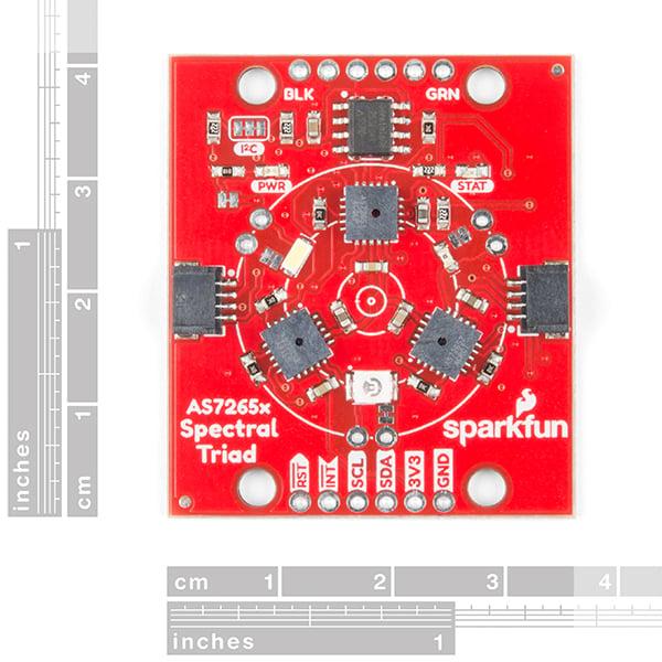 SparkFun Triad Spectroscopy Sensor
