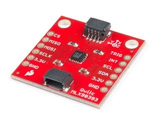 SparkFun Triple Axis Magnetometer