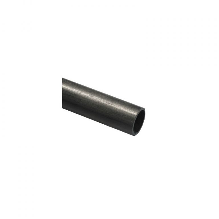 Pultruded Carbon Fibre Tube (Hollow) 5mm (OD)* 3mm (ID)* 1000mm(L)