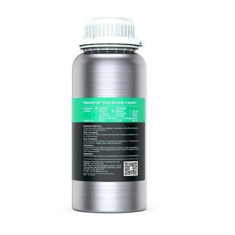 eSun 3D Printer Standard Resin for LCD 3D Printers 1Kg-Black