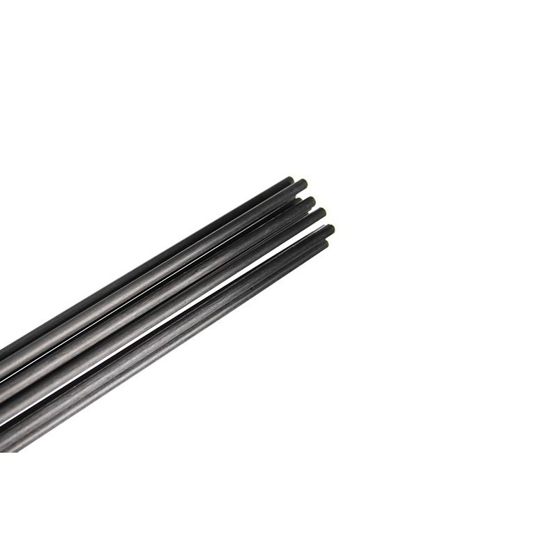 Pultruded Carbon Fiber tubes and rods