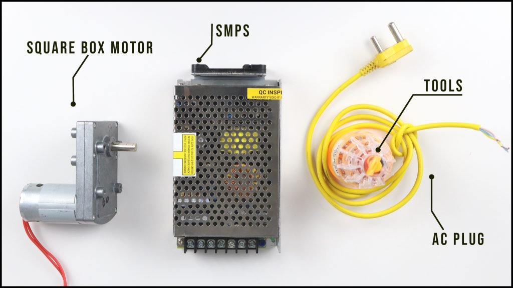 Things required to test an smps