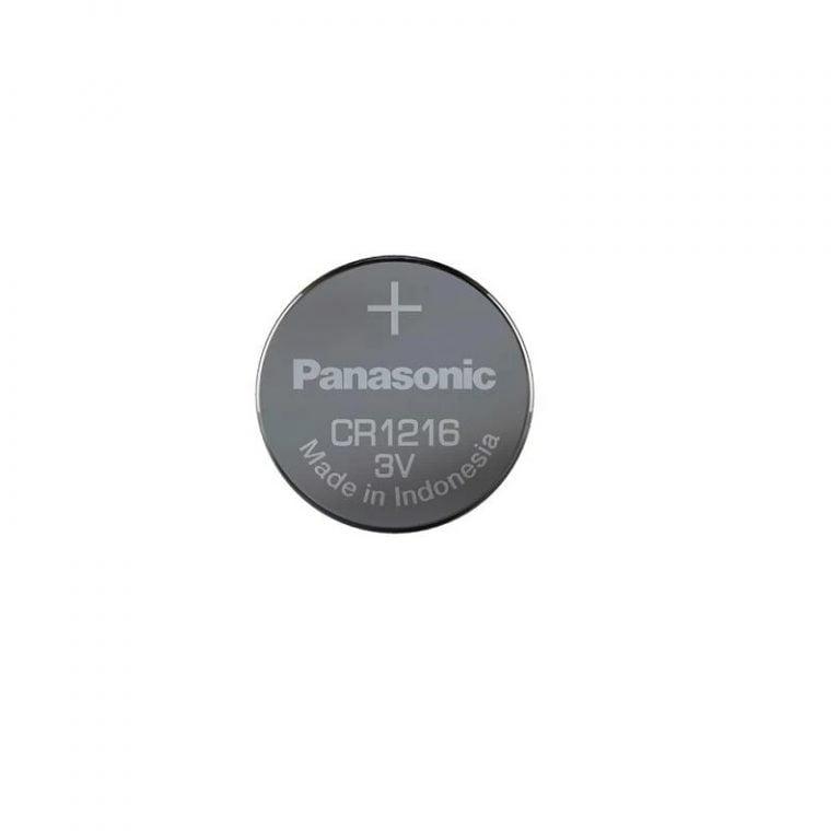 Panasonic CR1216 3V Lithium Coin Battery