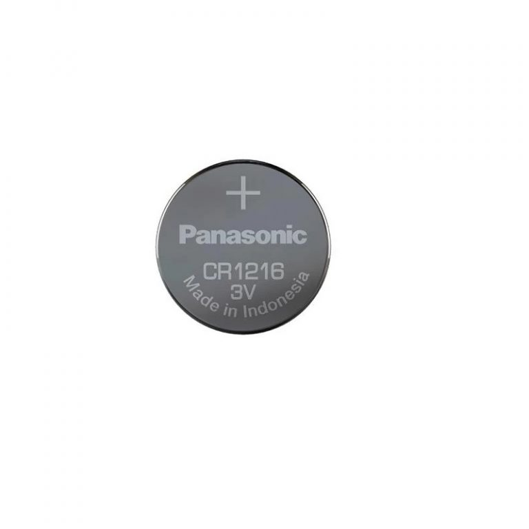 Panasonic CR1216 Lithium Coin Battery