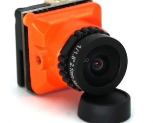 13 CMOS 1500TVL Mini FPV Camera 2.1mm Lens PAL NTSC With OSD