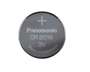 Panasonic CR2016 3V Lithium Coin Battery