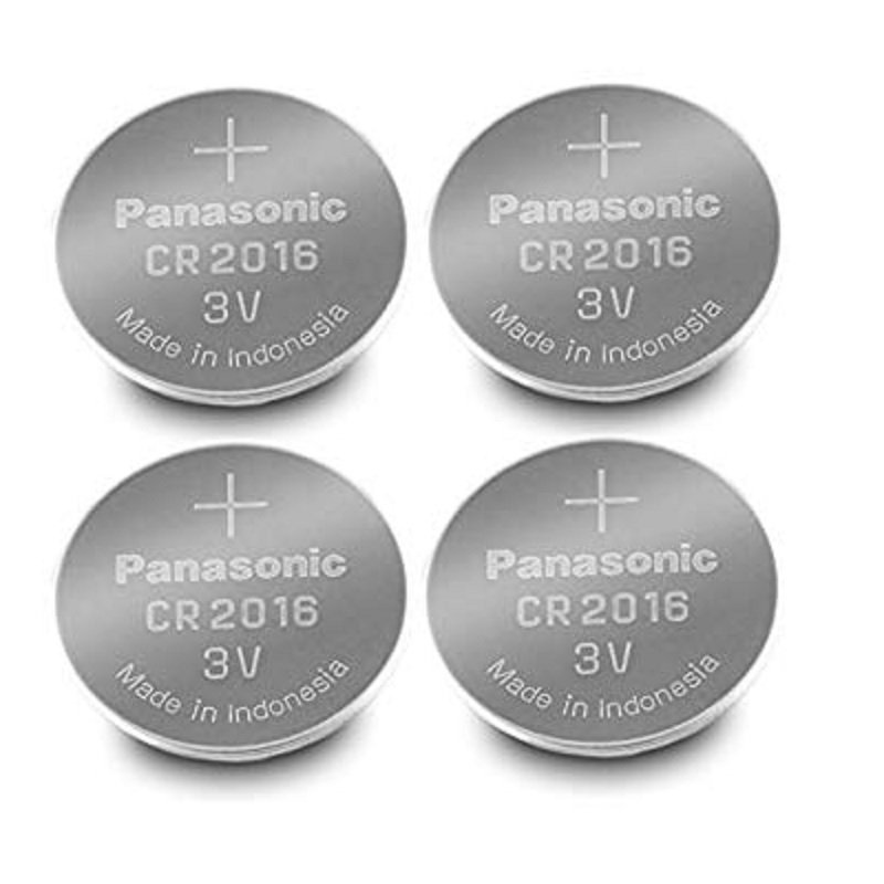Panasonic CR2016 3V Lithium Coin Battery