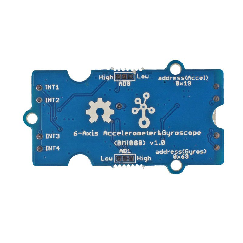 Grove – 6-Axis Accelerometer&Gyroscope (BMI088)