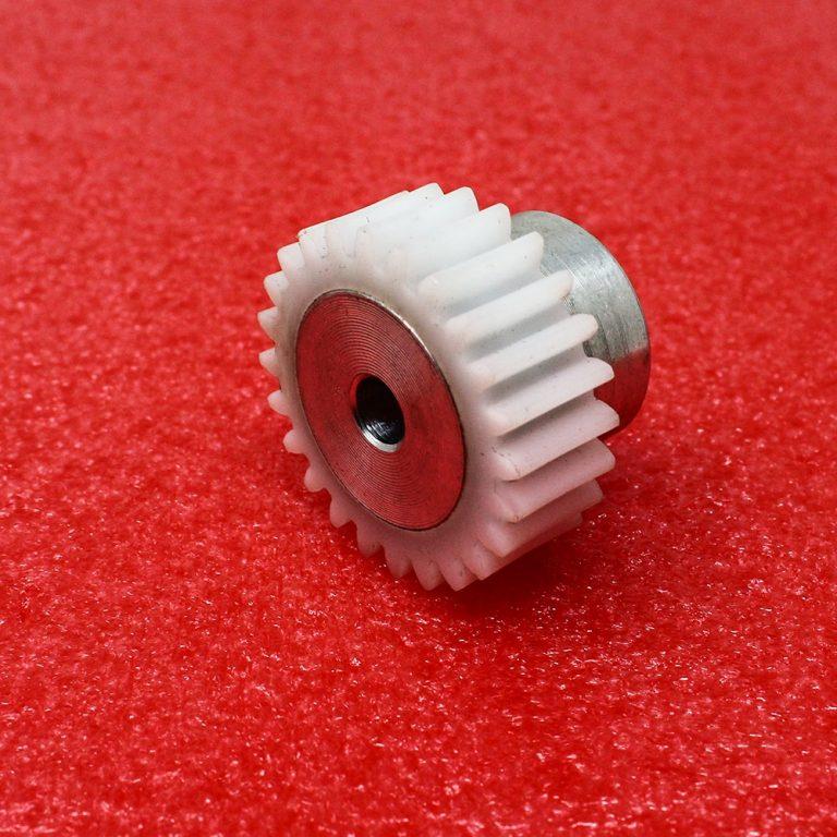 Nylon Metal Insert Spur gear (1.25M-30T-8-37.5)