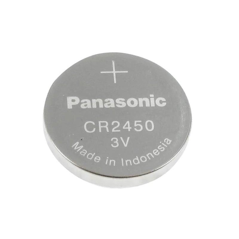 Panasonic CR2450 3V Lithium Coin Battery