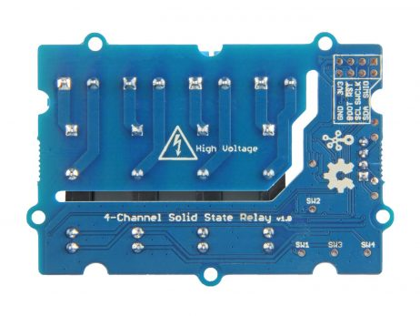 Grove-4 Channel Solid State Relay