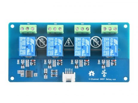 Grove - 4 Channel SPDT Relay