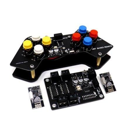 SmartElex Wireless Remote Control with NRF24L01 Transceiver Module