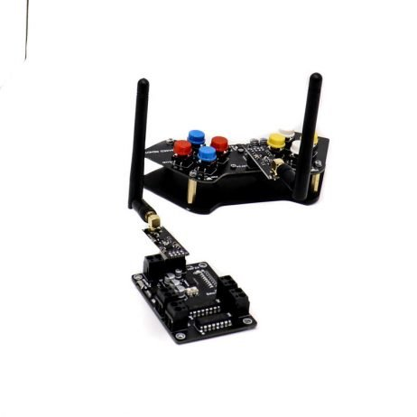 SmartElex Wireless Remote Control with NRF24L01+PA+LNA SMA Antenna