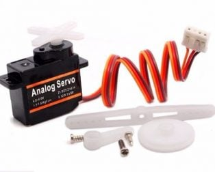 Grove - 180 degree Rotation Analog Servo