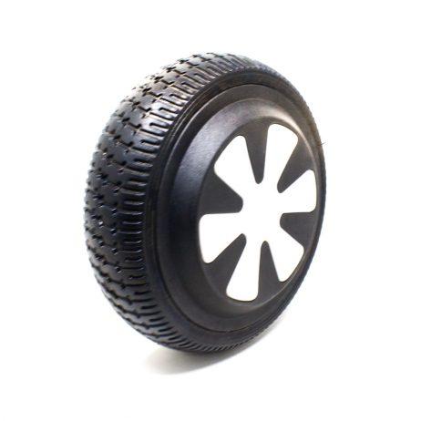 6 Inch 250W 24V Brushless Hub Motor with Tyre for E-bike