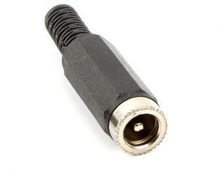 DC jack connector Female 2.1mm x 5.5mm