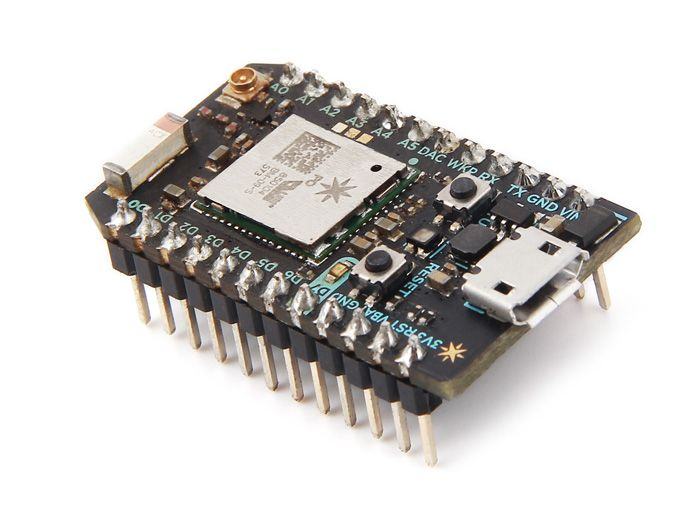 Particle Photon - Small And Powerful WiFi