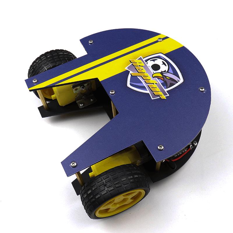 Raptor Soccer Robot Kit