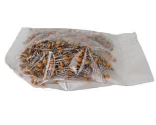 100nf 50v Disc Capacitor (Pack of 1000)