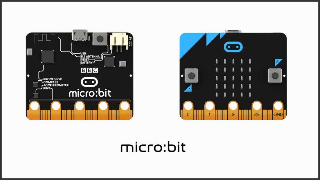 Microbit board