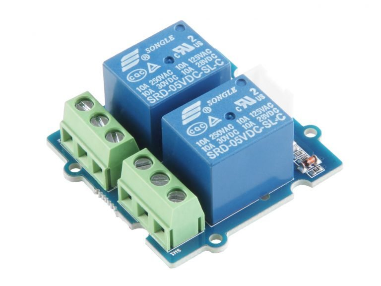 Seeed Grove 2 Channel SPDT Relay