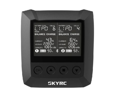 SKYRC B6 Nano 200W 15A DC Smart Battery Charger Discharger