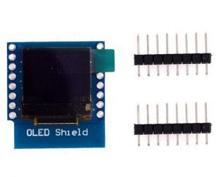 0.66 Inch OLED Module IICI2C for D1 MINI
